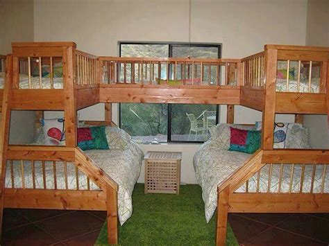 person bunk beds    fun  sleepovers