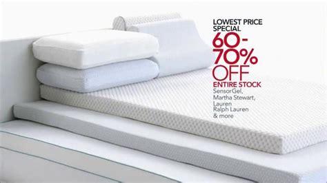 macy s mattress macy s tv pillows and mattress toppers