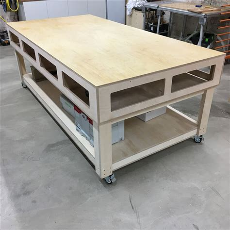 work benches kapex paulk style conturo diy