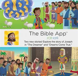 Two New Stories... Bible For Kids