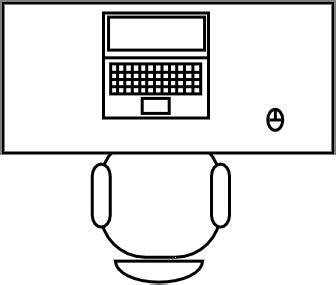 bureau largeur 50 cm bureau 100 x 50 cm