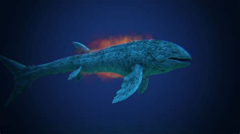 Lived during the middle jurassic period. Alpha Leedsichthys - Official ARK: Survival Evolved Wiki