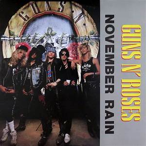 Guns N39 Roses November Rain Vinyl LP At Discogs