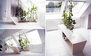 Pflanzen Als Raumteiler : 35 ideen f r raumteiler f r jede wohnsituation geschmack ~ Sanjose-hotels-ca.com Haus und Dekorationen