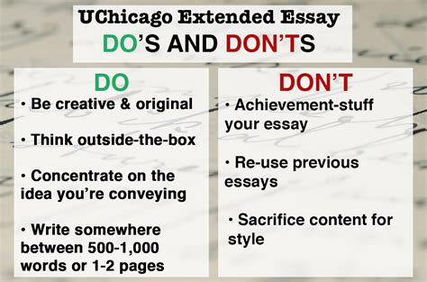 Of Chicago Supplement Essays by Of Chicago Supplement Essays 2012 Presidential