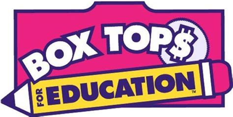 Box Tops For Education Clip Art (50