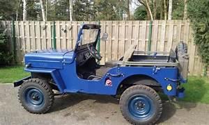 Willys Jeep Cj3b  Nekaf  Mahindra 1956 Maintenance