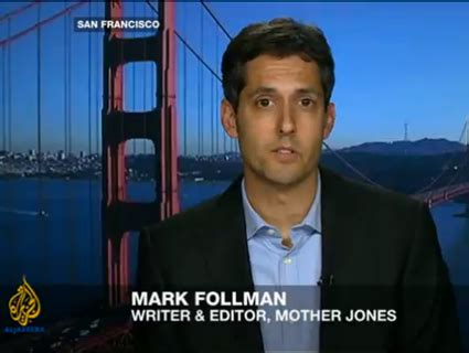 """Mark Follman on """"Inside Story"""": The Power of the NRA ..."""