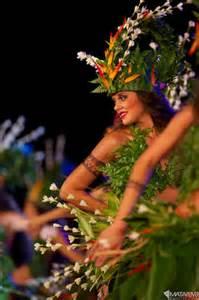 Polynesian People of Tahiti
