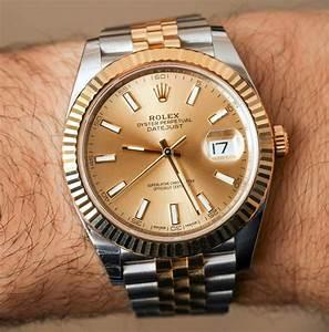 Rolex Datejust 41 Watch Long-Term Review | aBlogtoWatch