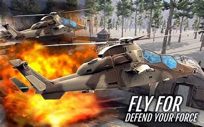 Gunship Battle 3d Helicopter Wallpapers