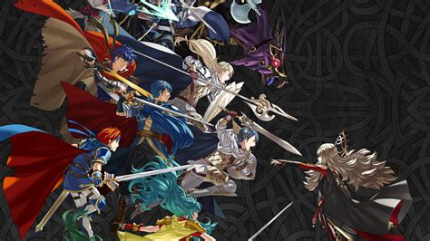 fire emblem heroes mobile calendars  revealed