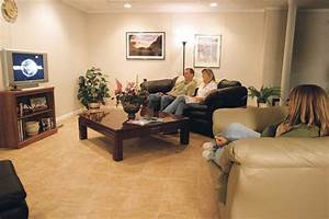 basement floor tiles in stamford yonkers norwalk With 4 basement flooring ideas to create comfortable basement