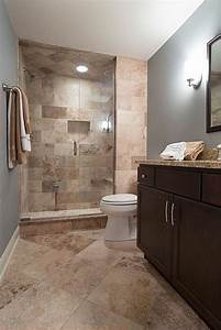 le carrelage beige pour salle de bain 54 photos de With carrelage taupe salle de bain
