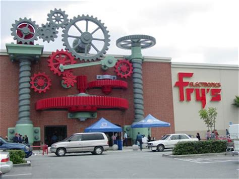 Fergie's Tech Blog: Fry's Exec Arrested in Alleged $65 ...