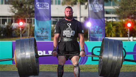 Sports - Ukrainian Novikov wins 2020 World's Strongest Man ...