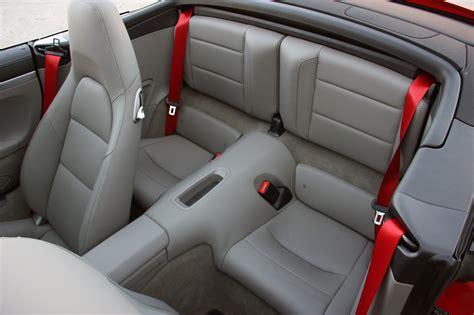 porsche 911 back seat 2012 porsche 911 carrera cabriolet quick spin photo