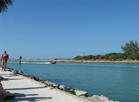 South Jetty Venice Florida