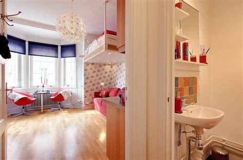 small studio apartment design   Home Designs Project