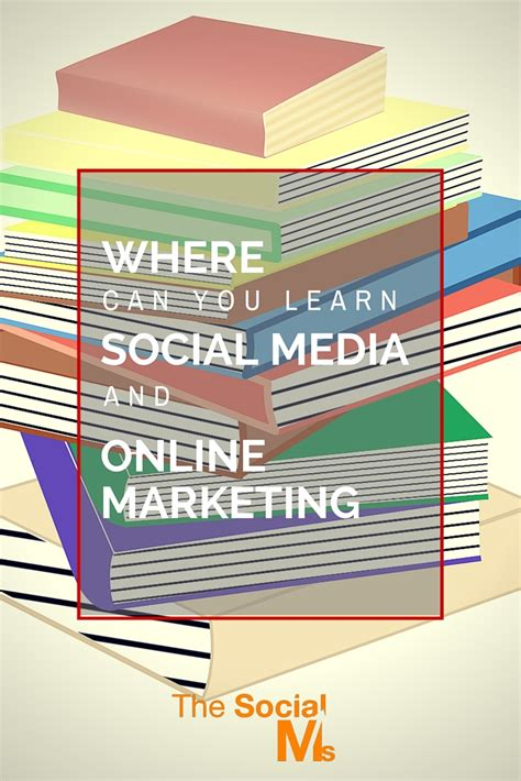 Learn Social Media Marketing by Can You Learn Social Media And Marketing At