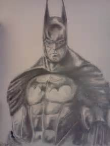 Batman Arkham Asylum Drawings