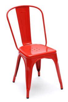 chaise en ch ti tolix a chair seats