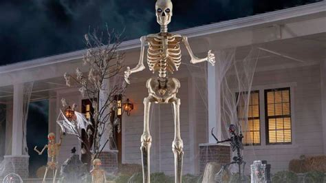 home depots  foot skeleton   years  sought