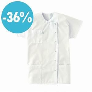 Blouse Blanche Chimie Carrefour : blouse blanche v tement tenue m dical petit prix ~ Dailycaller-alerts.com Idées de Décoration