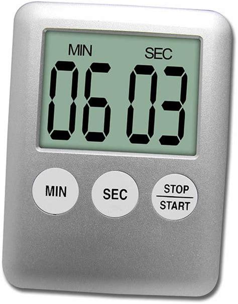 minuteur cuisine minuteur de cuisine électronique 100 min meilleurduchef com