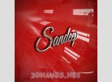 23 3D Name wallpaper images for the name of 'Sandeep'