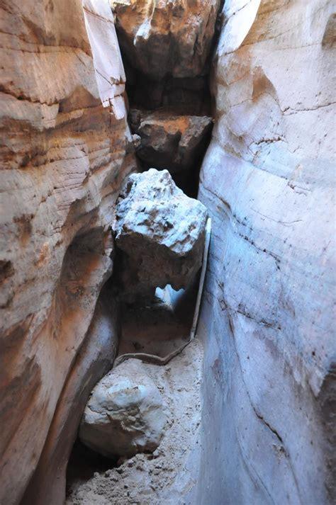 trip report  blue john canyon