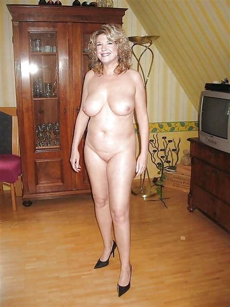 Get Naked But Keep The Heels On Milf And Gilf Edition
