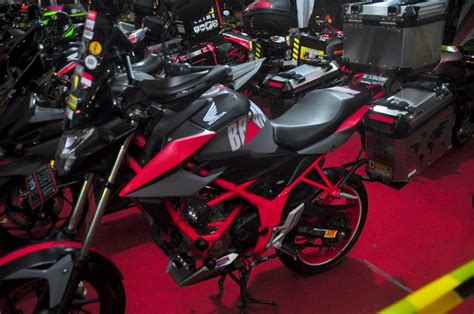 Modifikasi Cbr150r Merah by Top Modif Cbr 150r Warna Merah Modifikasimania