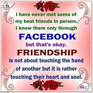 20 Quotes For Your Facebook Friends
