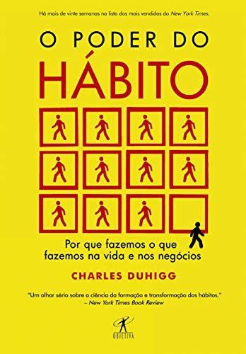 Mude seus hábitos e descubra que ter sucesso pessoal e profissional são agora metas perfeitamente. O poder do hábito por Charles Duhigg https://www.amazon ...