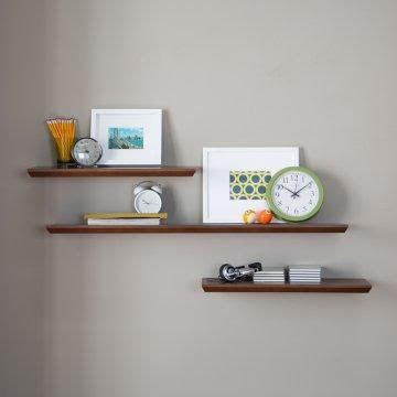 Floating Shelves  Love The Simple Layout And Different