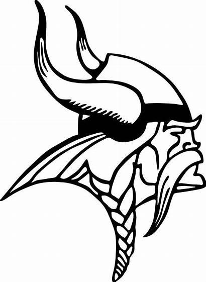 Vikings Minnesota Viking Decal Football Sticker Cut