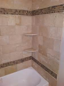 travertine bathroom designs tub surround blaine minnesota