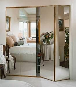 17 meilleures idees a propos de portes de placard miroir With portes de placards pliantes