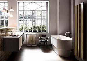 Deco Salle De Bain Carrelage : 40 id es d co pour la salle de bains elle d coration ~ Melissatoandfro.com Idées de Décoration