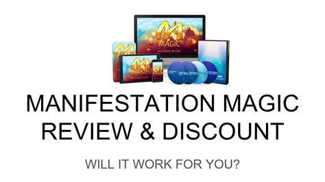 manifestation magic review  audio    work   youtube