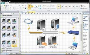 Review  Is Edraw A Solid Diagramming Replacement For Visio