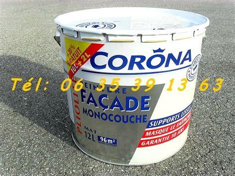 pot de peinture pliolite corona blanc 12l 177 96m 178 neuf negoce land