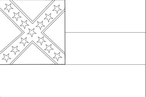 Maryland State Flag Coloring Page Best Image Of Coloring