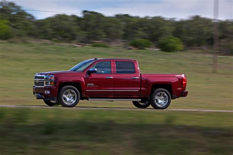 2014 Chevrolet Silverado High Country First Drive