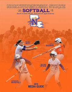 2015 Northwestern State Softball Media Guide by ...
