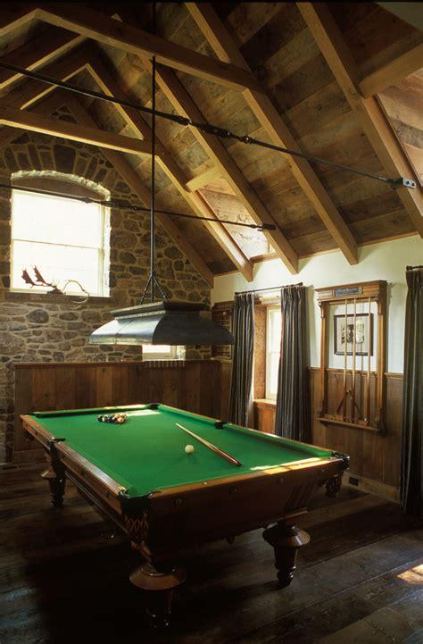 pool table lighting splashy billiard lights in family room traditional with