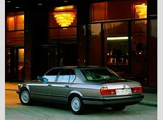 BMW 7 Series E32 specs & photos 1986, 1987, 1988, 1989