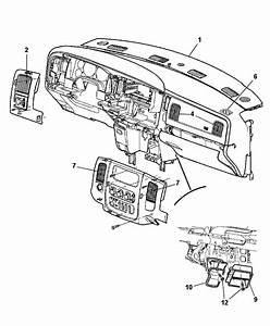 2000 Dodge Ram 1500 Front End Diagram