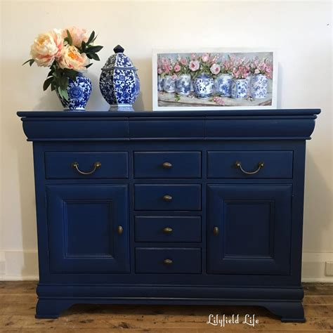 white distressed coffee table lilyfield navy chalk painted buffet